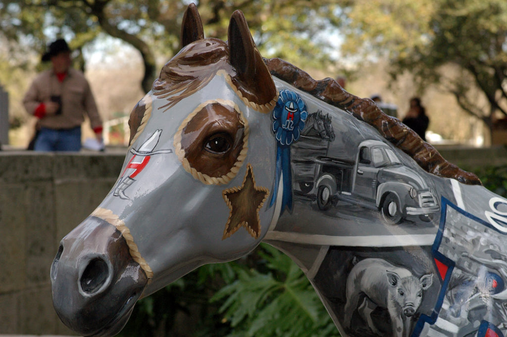 Mustang Mania 1