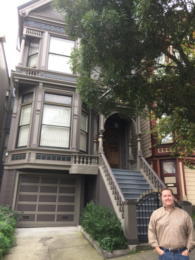 Grateful Dead House, San Francisco