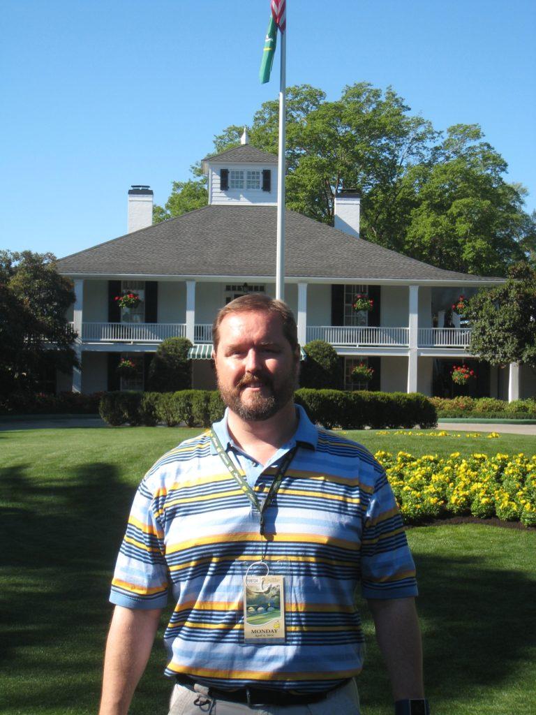 The Masters, Augusta, GA